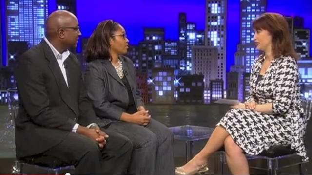 George and Tondra Gregory on TBN – Joy in Our Town (Video)
