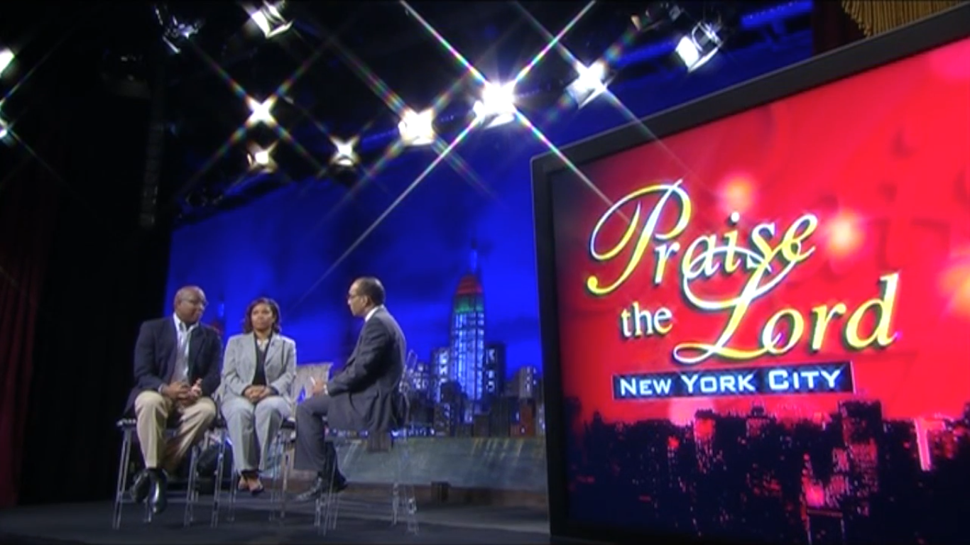Journey for Life on TBN September 2013 (Video-Part 2)