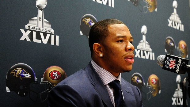 Ray Rice and the NFL: Relationships Hitting Home