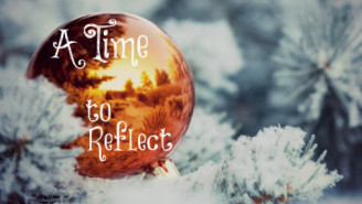 A Time to Reflect