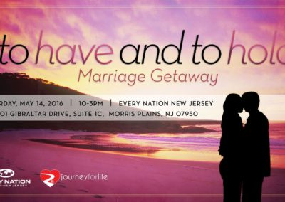 To Have and To Hold Marriage Getaway