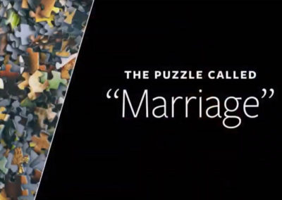 The Puzzle Called Marriage – Part One